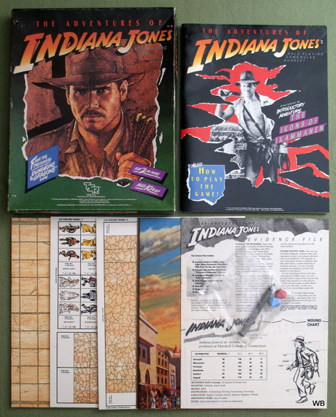 Indiana jones rpg tsrwest end games waynes books rpg reference tsr the adventures of indiana jones gumiabroncs Image collections