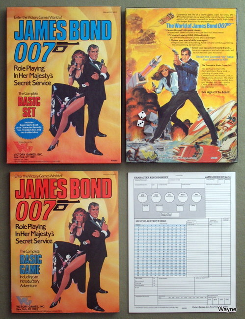 james bond books box set