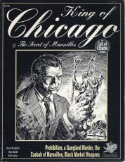 Portada de King of Chicago