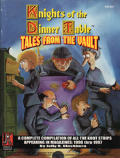 Knights of the Dinner Table: Tales from the Vault, Vol. 1