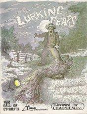 Portada de Lurking fears