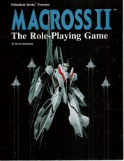 Macross II RPG