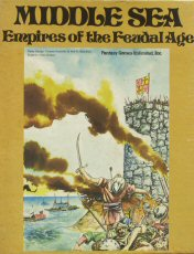 Middle Sea: Empires of the Feudal Age, Terence Donnelly & Wilf K. Backhaus & Mike Gilbert