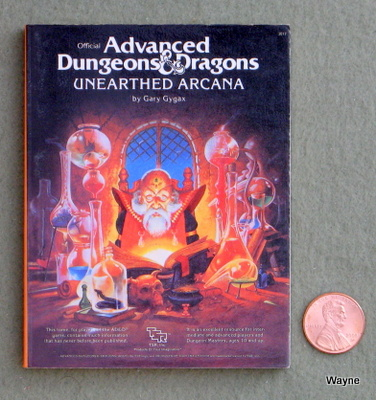 Advanced Dungeons & Dragons (AD&D) Central - Wayne's Books