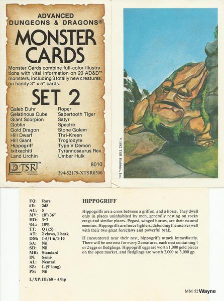 Advanced Dungeons & Dragons (AD&D) Accessories - Wayne's Books RPG