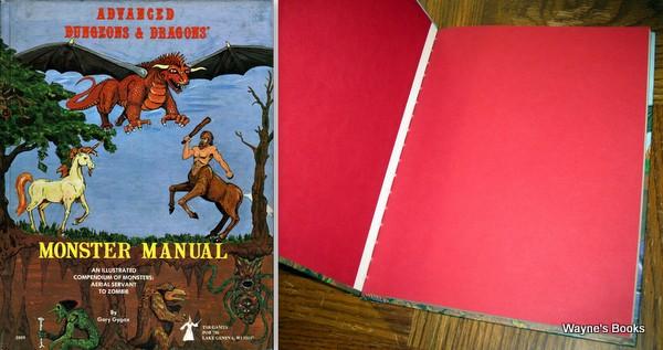 Advanced Dungeons & Dragons (AD&D) Hardbacks - Wayne's Books