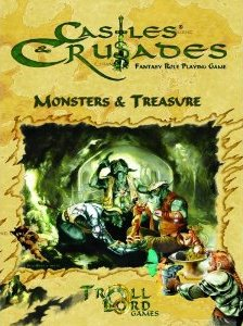 Monsters & Treasure (Castles & Crusades)