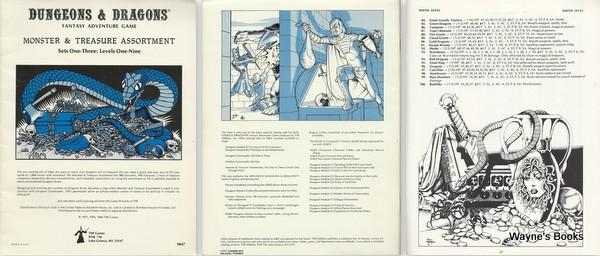 Dungeons & Dragons (D&D classic) Accessories - Wayne's Books