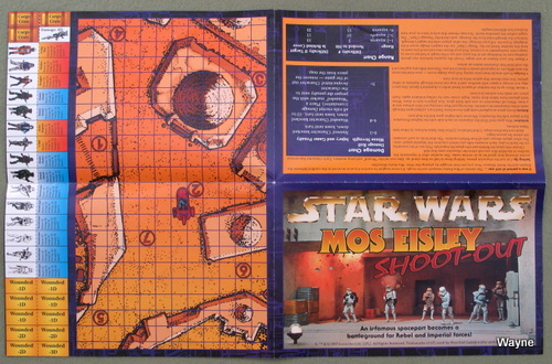 Accessories Star Wars D6 Roleplaying West End Games Waynes