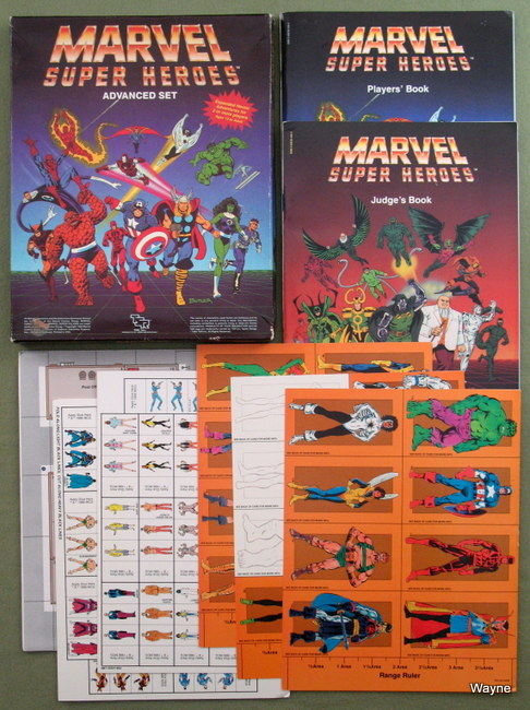 MARVEL SUPERHEROES RPG DOWNLOAD