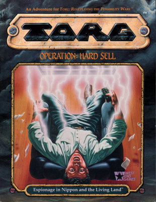 Operation: Hard Sell (TORG Roleplaying Game Adventure), Stark, Ed