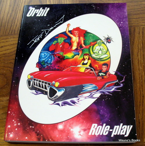 Orbit Role-play - SIGNED