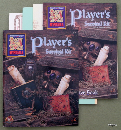 Mystara - Advanced Dungeons & Dragons (AD&D) - Wayne's Books