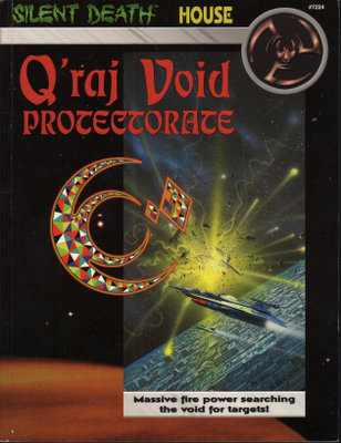 Q'raj Void Protectorate (Silent Death: House Book), Sheldon Greaves