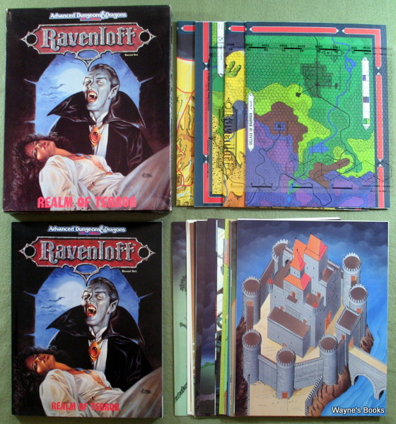 Ravenloft: Realm of Terror (Advanced Dungeons & Dragons)