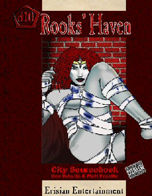 Rooks' Haven (Lady's Rock D10 Campaign Supplement)