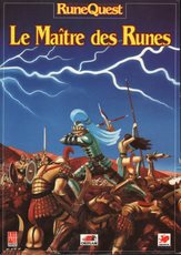 Le Maître des Runes (Runequest: French language edition)