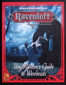 Ravenloft 2nd edition