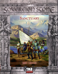 Sanctuary (Sovereign Stone: D20 System), Jeff Crook
