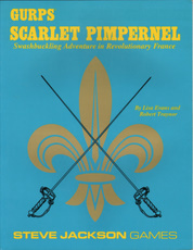 Image for GURPS Scarlet Pimpernel