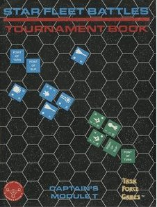 Tournament Book: Captain's Module T (Star Fleet Battles)