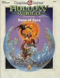 Hollow World - Dungeons & Dragons (D&D classic) - Wayne's Books RPG