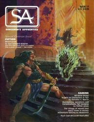 Sorcerer's Apprentice Magazine, Issue 17