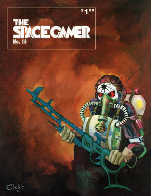 The Space Gamer Magazine, Issue 16