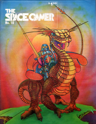 The Space Gamer Magazine, Issue 18