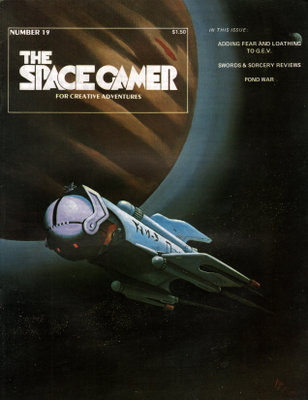 The Space Gamer Magazine, Issue 19