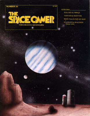 The Space Gamer Magazine, Issue 20