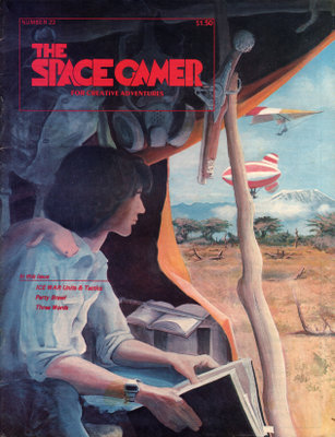 The Space Gamer Magazine, Issue 22