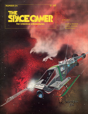 The Space Gamer Magazine, Issue 24