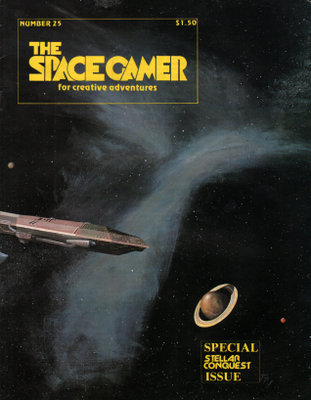 The Space Gamer Magazine, Issue 25