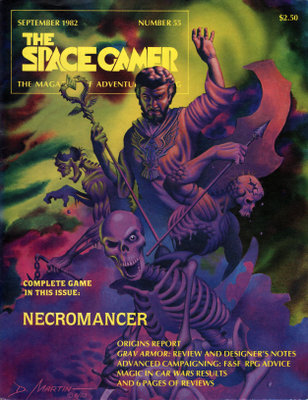 The Space Gamer Magazine, Issue 55