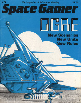 The Space Gamer Magazine, Issue 74