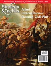 Strategy & Tactics Magazine #211, with Operation Elope Board Game