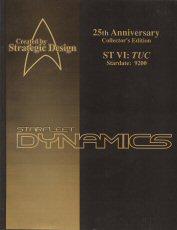 star trek 25th anniversary manual