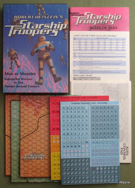Avalon Hill - Wayne's Books RPG Reference