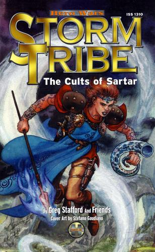 Storm Tribe: The Cults of Sartar (Hero Wars), Greg Stafford