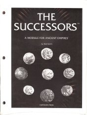 Image for The Successors: A Module for Ancient Empires