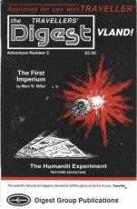 Traveller's Digest - Wayne's Books RPG Reference