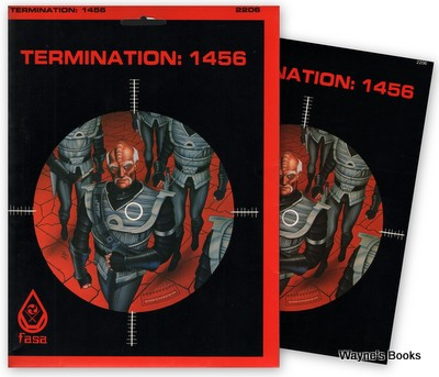 Termination: 1456 (Star Trek: The Role Playing Game)