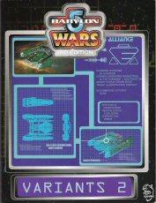 Image for Variants 2 (Babylon 5 Wars, 2nd edition)