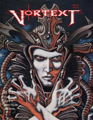 Vortext Magazine, Issue 2