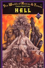 Worlds of Heroes & Tyrants Board Game: Hell Expansion
