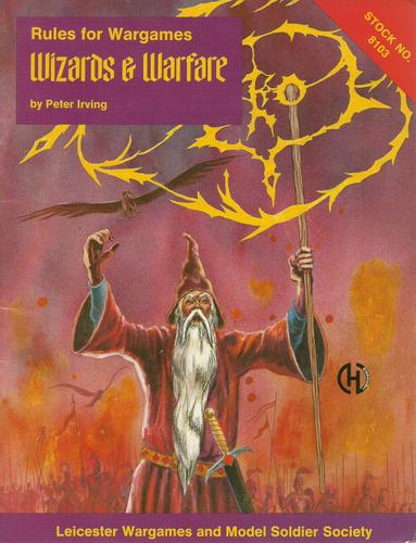 Rules for Wargames: Wizards & Warfare, Peter Irving
