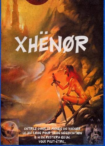 Xhenor: Boardgame, Thierry Montule & Boris Vallejo