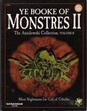 Portada de Ye booke of monstres 2